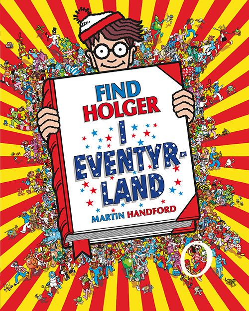 Find Holger - I eventyrland (Bog)