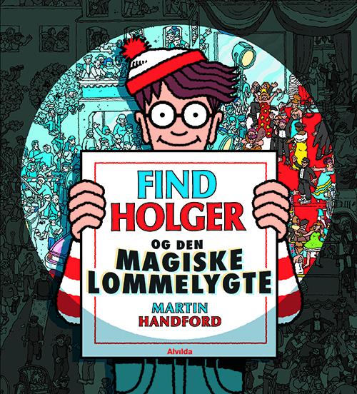 Find Holger - og den magiske lommelygte (Bog)