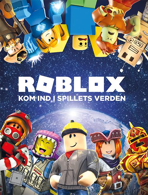 Image of   Roblox - Kom ind i spillets verden (officiel) (Bog)