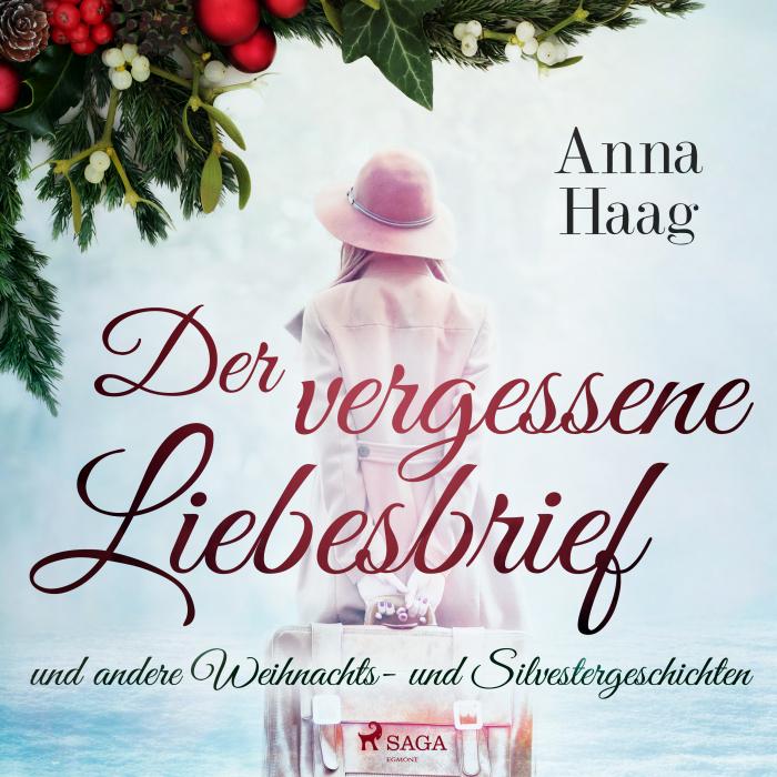 Image of Der vergessene Liebesbrief und andere Weihnachts- und Silvestergeschichten (Lydbog)