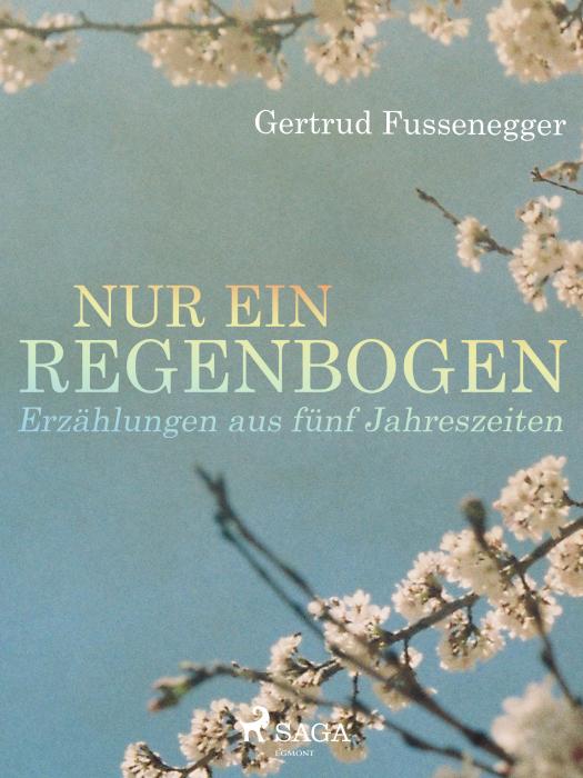 Billede af Nur ein Regenbogen - Erzählungen aus fünf Jahreszeiten (E-bog)