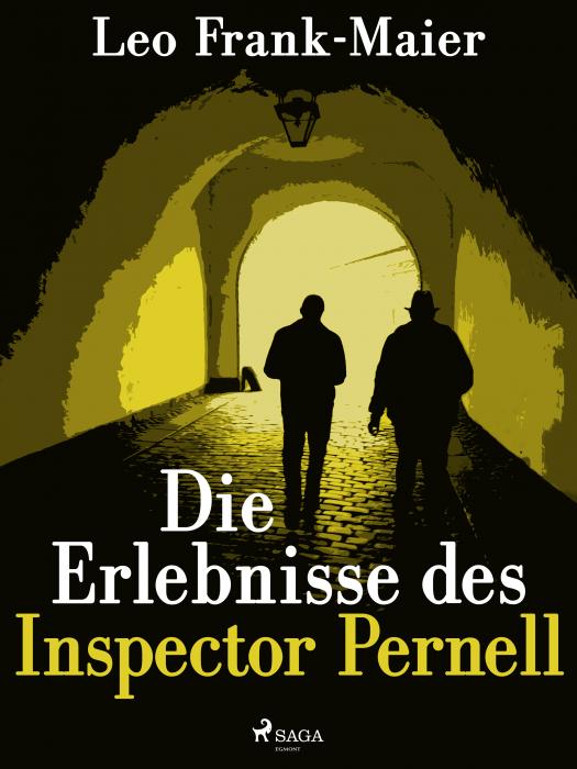 Die Erlebnisse des Inspector Pernell - Kriminalgeschichten (E-bog)