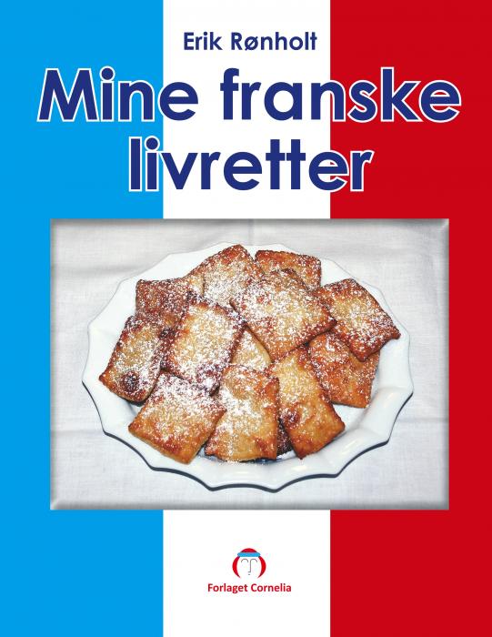 Mine franske livretter (E-bog)