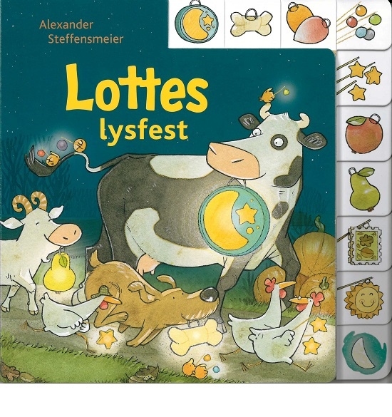Image of Lottes lysfest (Bog)