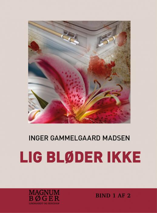 Image of   Lig bløder ikke (storskrift) (Bog)