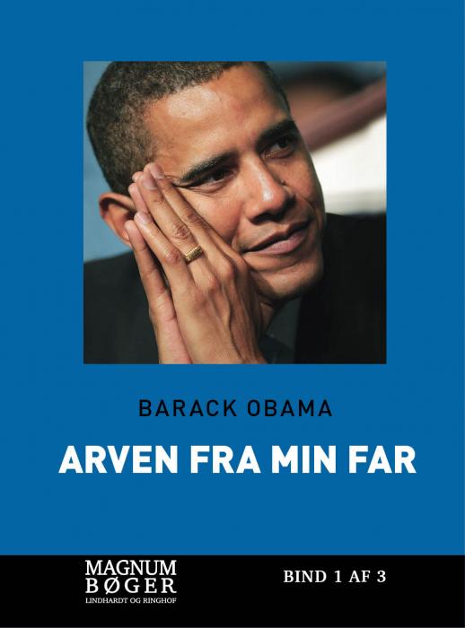 Image of   Arven fra min far (storskrift) (Bog)