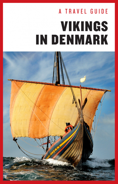Image of   A Travel Guide: Vikings in Denmark (Bog)