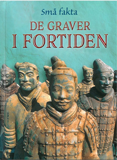 Image of   De graver i fortiden (Bog)