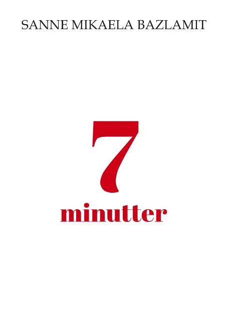 Image of   7 minutter (Bog)