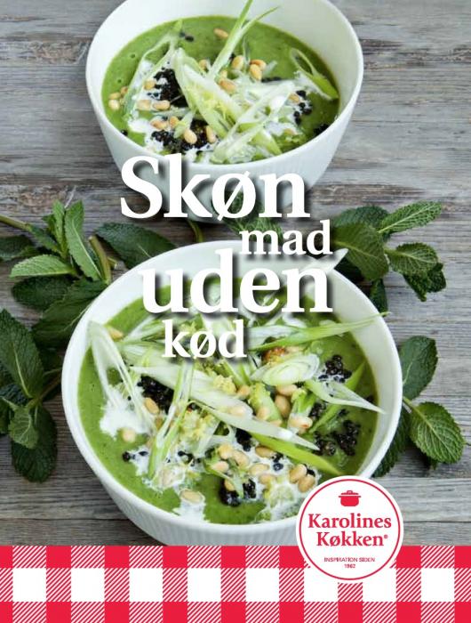 Skøn mad uden kød (Bog)