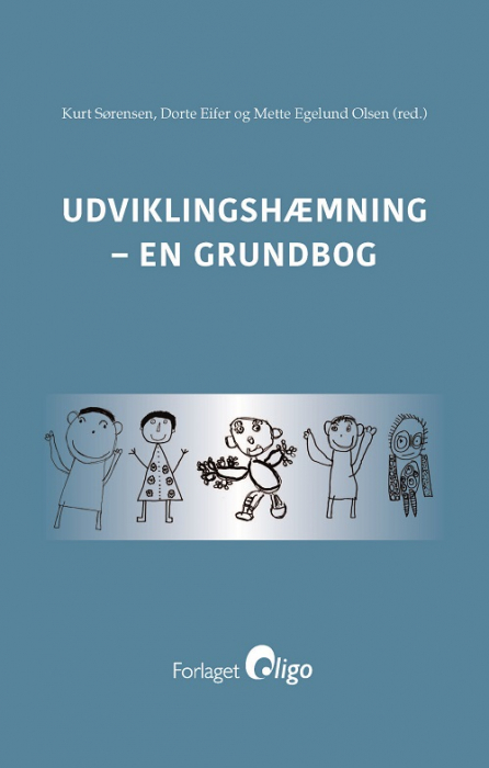 Image of   Udviklingshæmning - en grundbog (Bog)