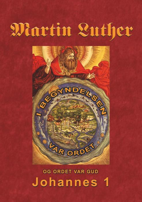 Image of   Martin Luther - Johannes 1 (E-bog)