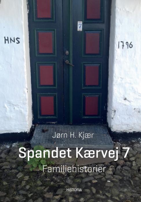 Spandet Kærvej 7 (Bog)