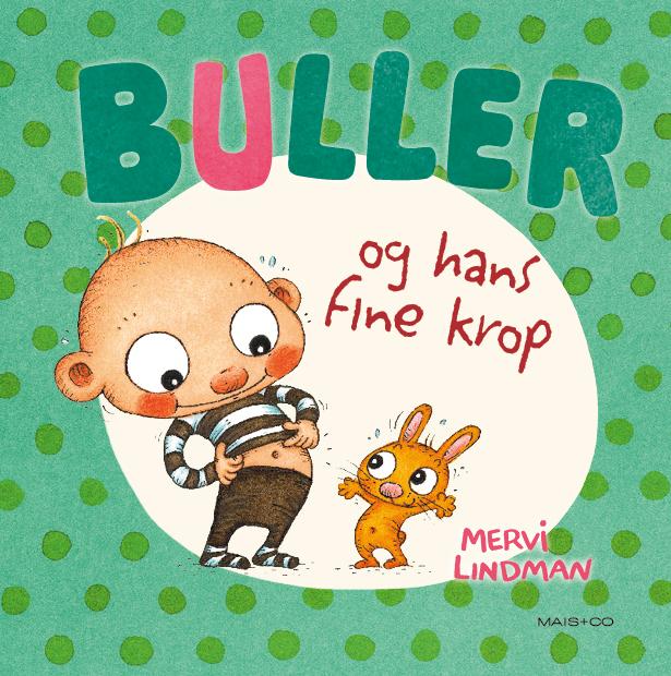 Image of   Buller og hans fine krop (Bog)