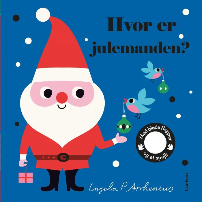 Hvor er julemanden? (Bog)