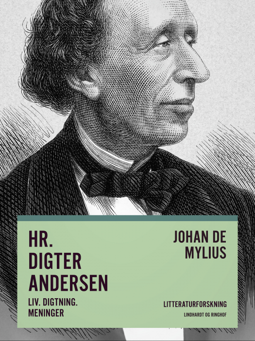 Hr. Digter Andersen. Liv. Digtning. Meninger (Bog)
