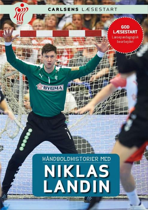 Image of   Håndboldhistorier - med Niklas Landin (Bog)