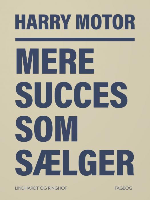 Mere succes som sælger (Bog)