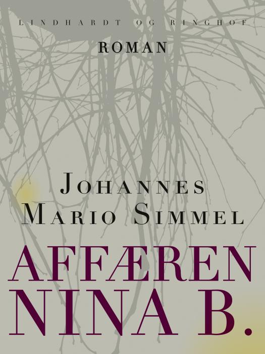 Image of   Affæren Nina B. (Bog)