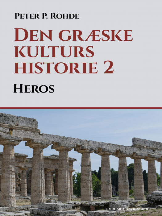 Image of   Den græske kulturs historie 2: Heros (Bog)