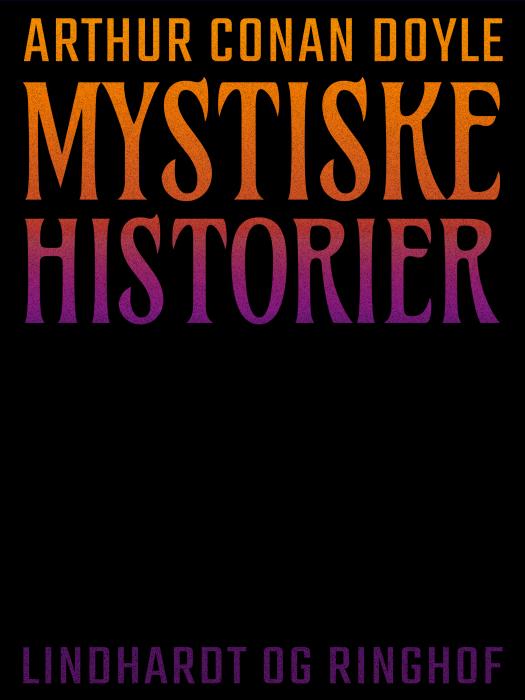 Image of Mystiske historier (Bog)