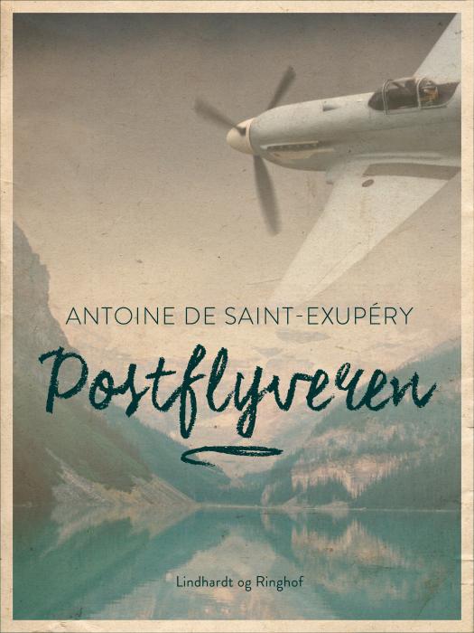 Image of Postflyveren (Bog)