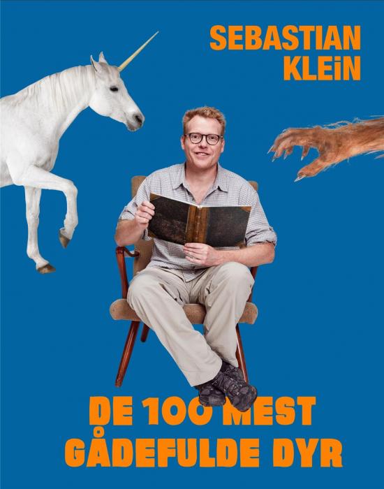 Image of   De 100 mest gådefulde dyr (Bog)