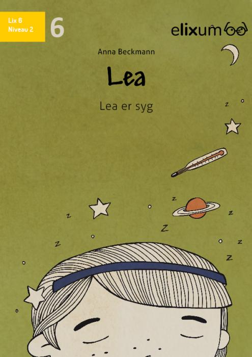 Image of Lea er syg (E-bog)