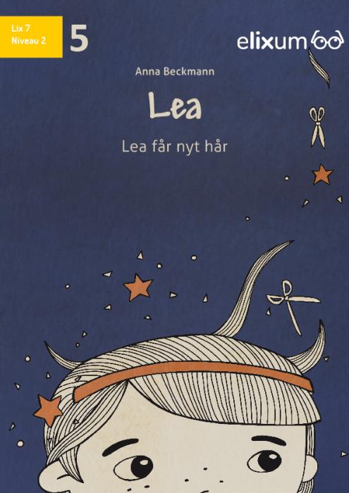 Image of Lea får nyt hår (E-bog)