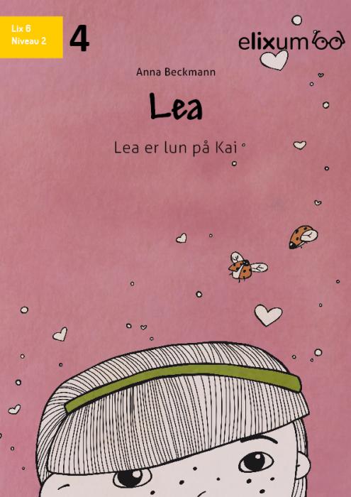Image of Lea er lun på Kai (E-bog)
