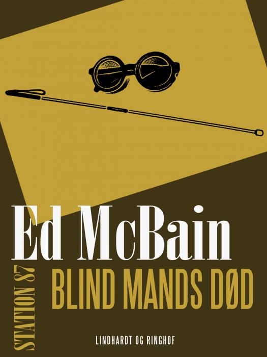 Image of   Blind mands død (Lydbog)