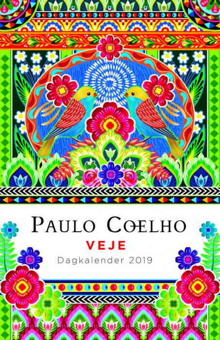 Image of   2019 Årskalender, Paulo Coelhoe (Bog)