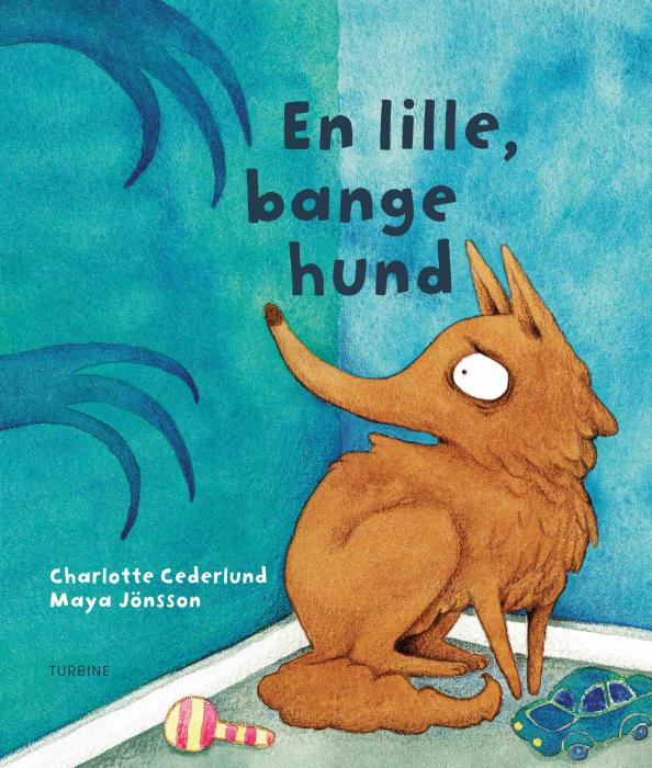 Image of   En lille, bange hund (Bog)