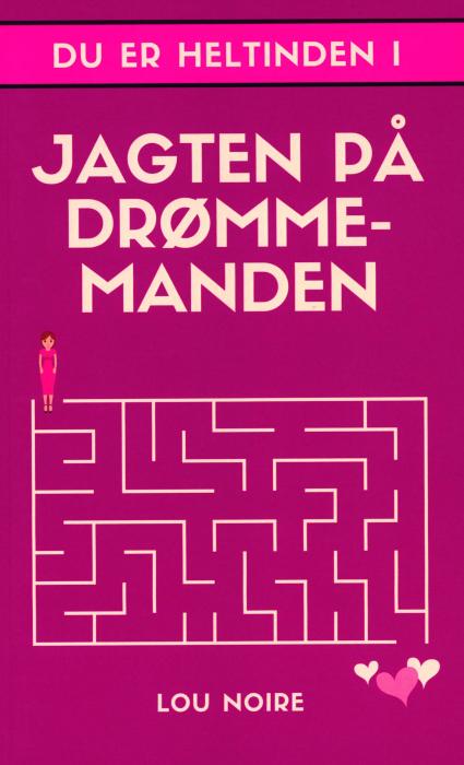 Jagten på Drømmemanden (Bog)