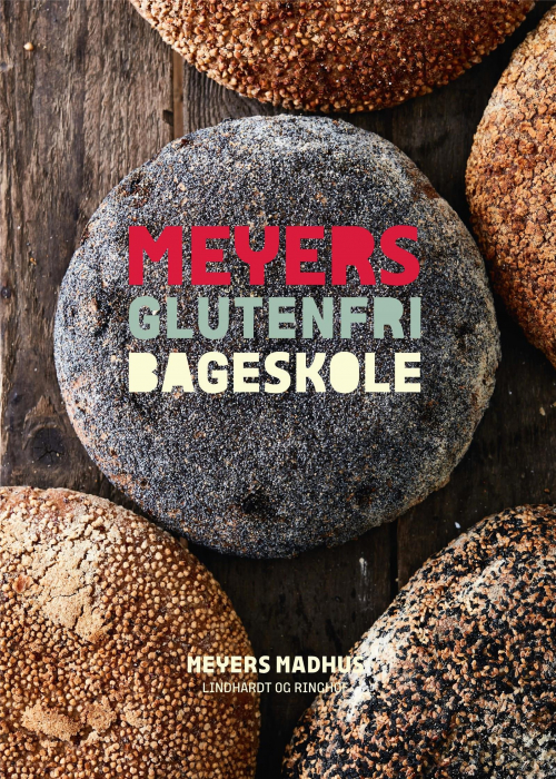 Meyers glutenfri bageskole (Bog)