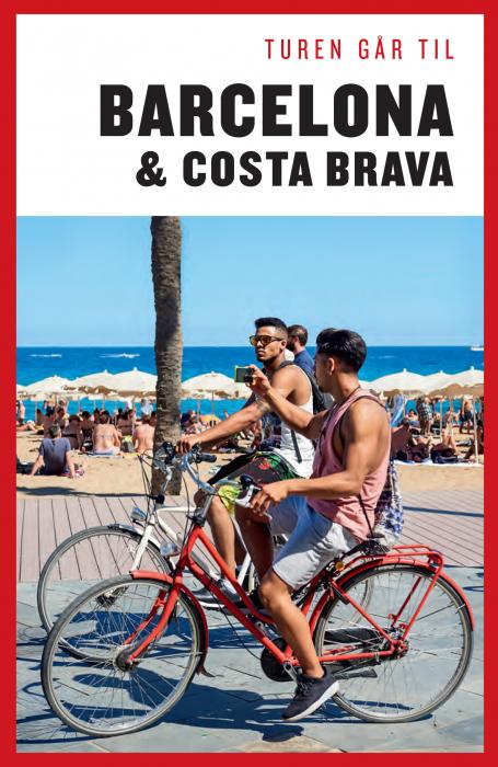 Image of   Turen går til Barcelona og Costa Brava (Bog)