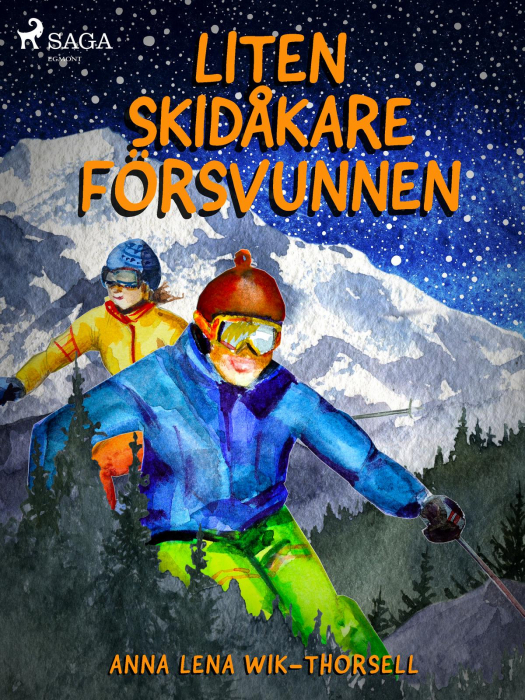 Image of Liten skidåkare försvunnen (E-bog)