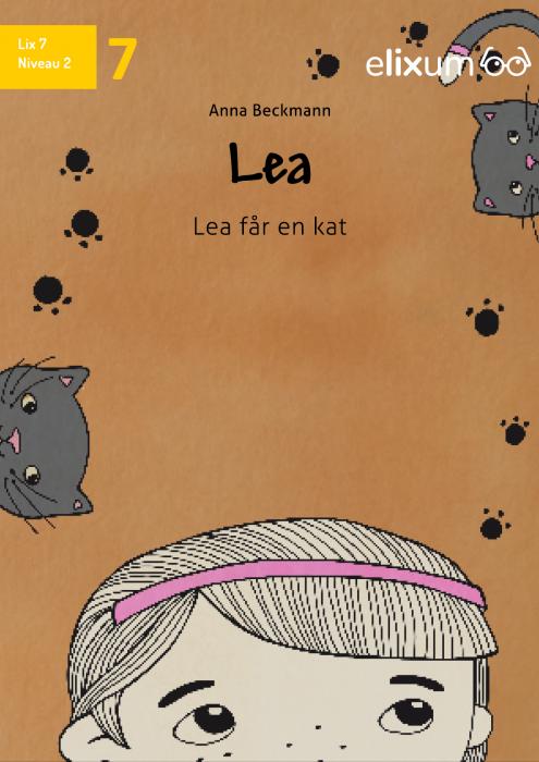 Image of Lea får en kat (E-bog)
