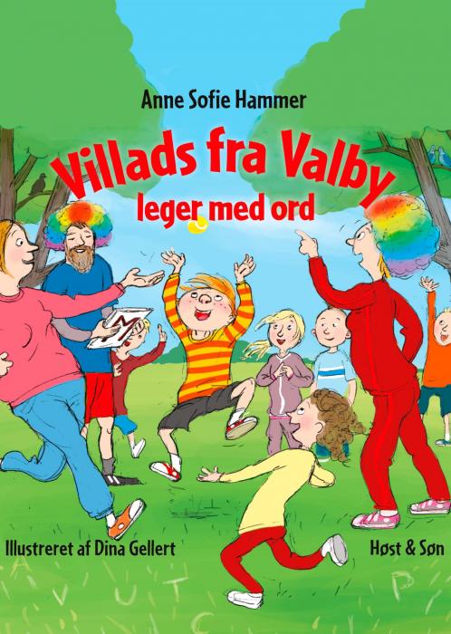 Image of Villads fra Valby leger med ord LYT&LÆS (E-bog)