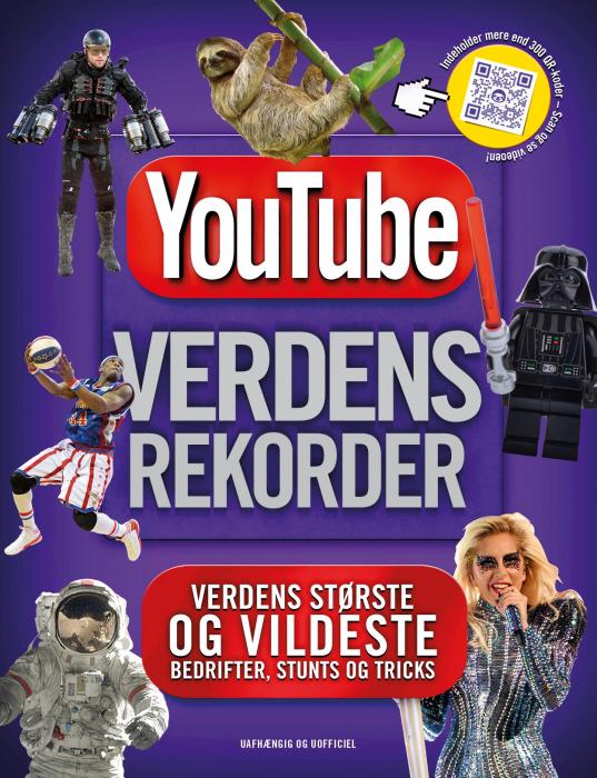 YouTube verdensrekorder (Bog)