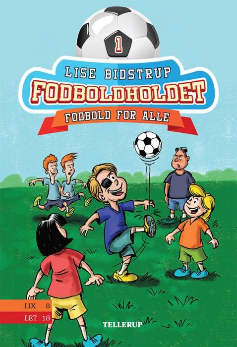 Image of   Fodboldholdet #1: Fodbold for alle (E-bog)