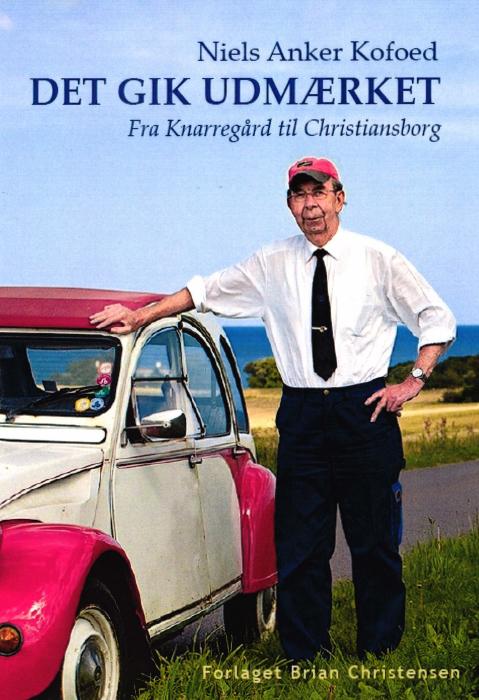 Niels Anker Kofoed (Bog)