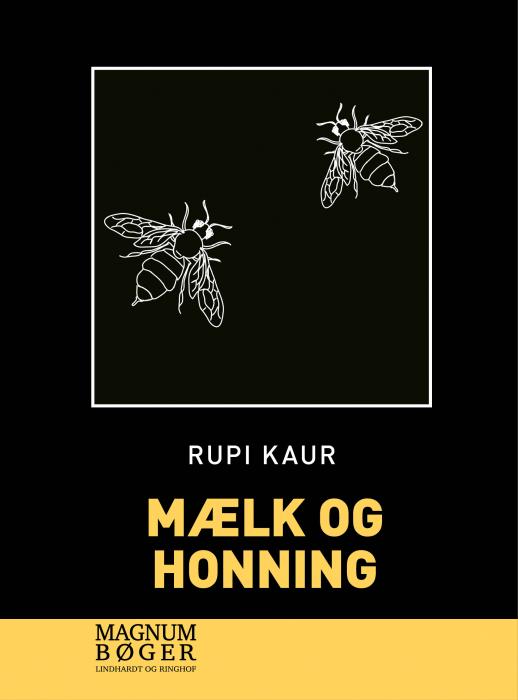 Mælk og honning (storskrift) (Bog)