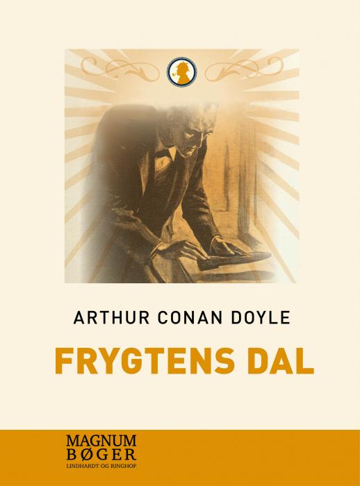 Image of Frygtens dal (storskrift) (Bog)