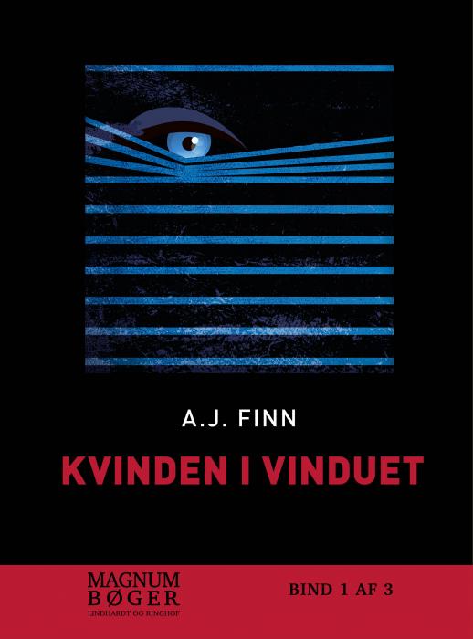 Image of Kvinden i vinduet (storskrift) (Bog)