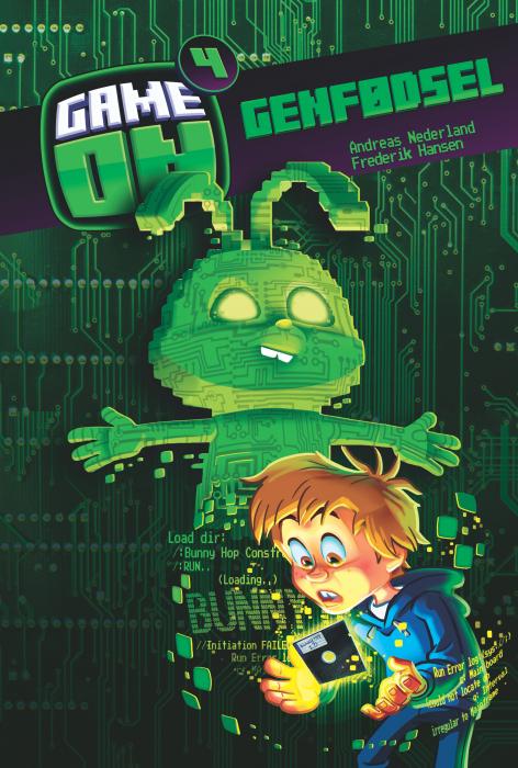 Image of Game on 4 - Genfødsel (E-bog)