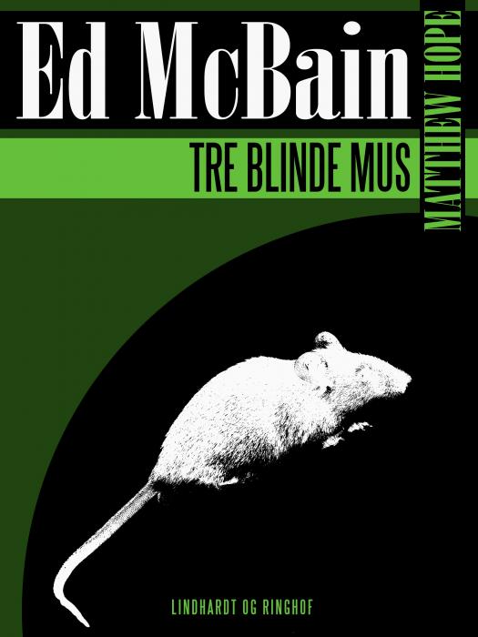Image of   Tre blinde mus (Lydbog)