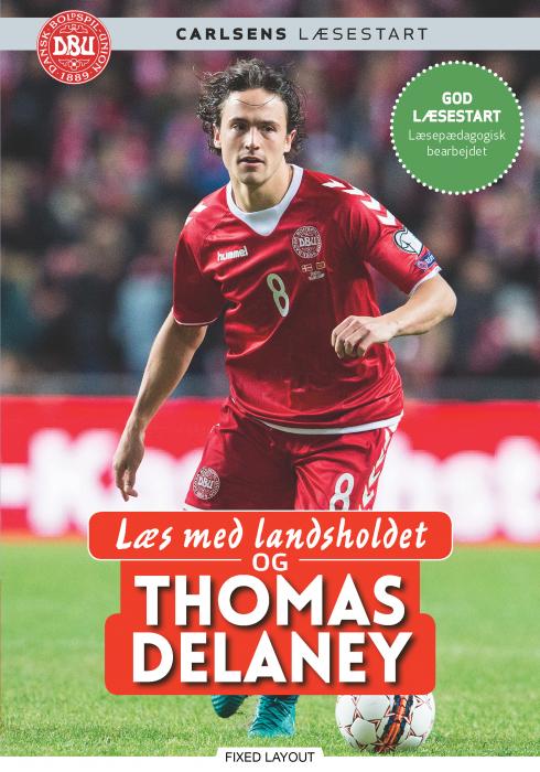 Image of   Læs med landsholdet og Thomas Delaney (E-bog)