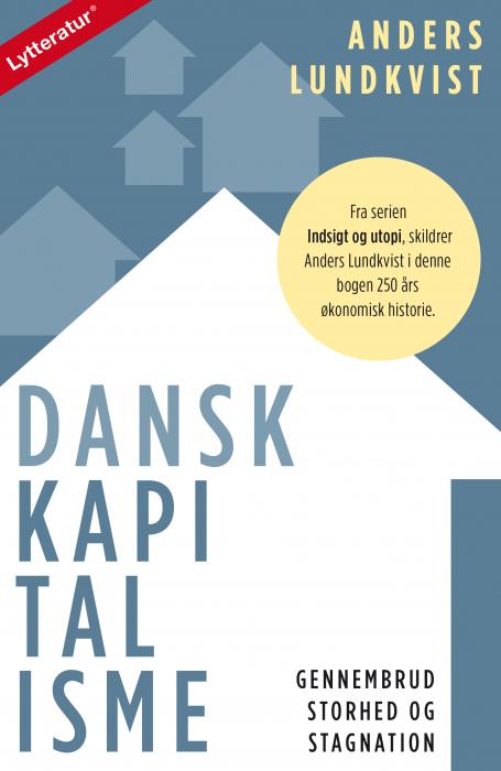 Image of Dansk kapitalisme (Lydbog)