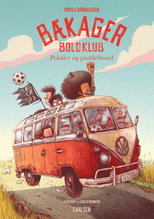 Image of   Bækager Boldklub 2 - Pokaler og puddelhund (E-bog)